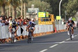Ladies Tour of Qatar 2013, Stage One
