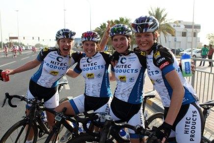 Ladies Tour of Qatar 2013
