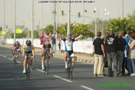 Ladies Tour of Qatar 2013, Stage One