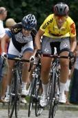 Climbing the Murr at Lotto-Belisol Belgium Tour