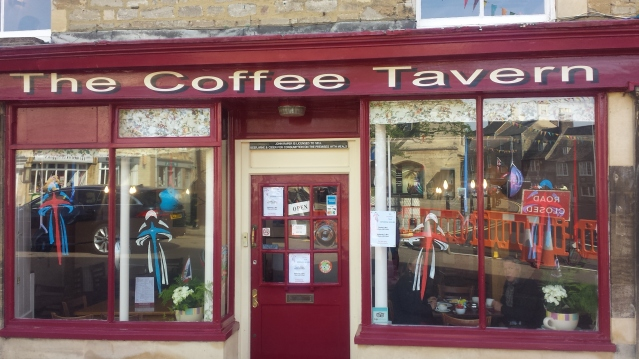 The Coffee Tavern, Oundle.