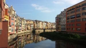 Girona, my European