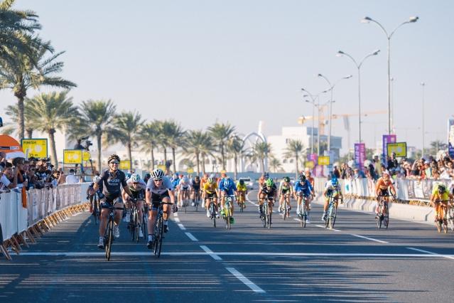 Ladies Tour of Qatar 2016 - Stage 4